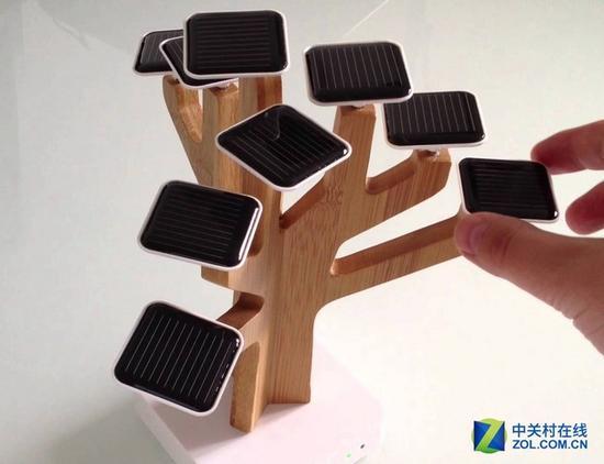 节能环保先锋 新奇家用太阳能充电器