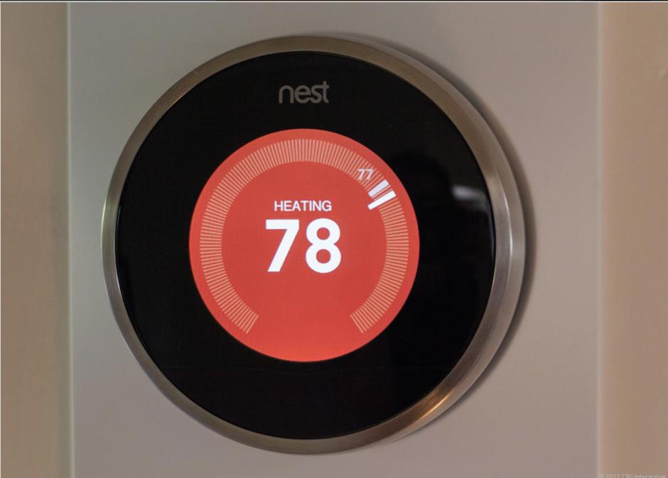 So聪明知你冷暖:GoogleNest智能温控器