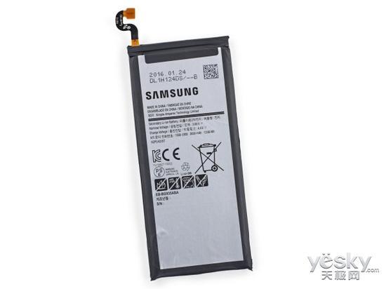 三星Galaxy 三星galaxy s7 edge(港版g9350双曲面)电池