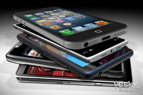 太没安全感? 16GB手机存储容量空间或将退市