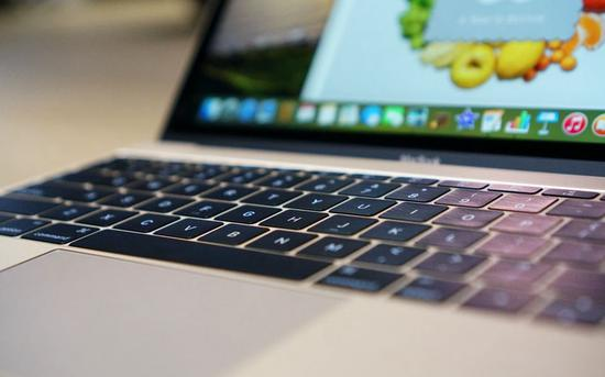 12 MacBook Keyboard Details  the Verge