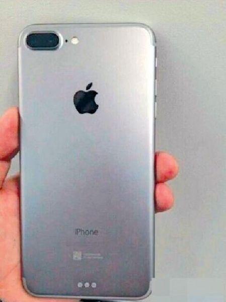 双摄像头基本确认 疑似iphone