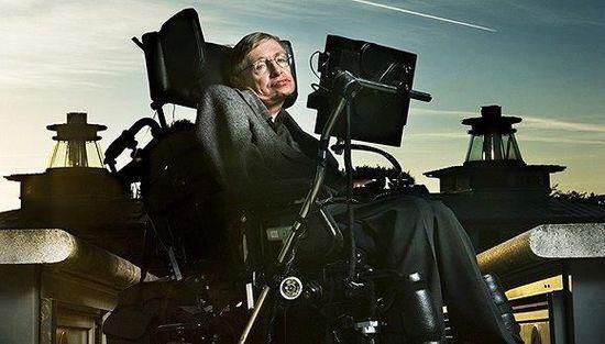 霍金的轮椅:才是当今科技的巅峰