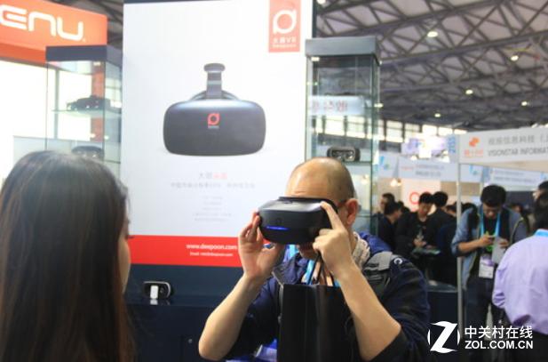 从CES Asia看未来科技 VR迎井喷式发展