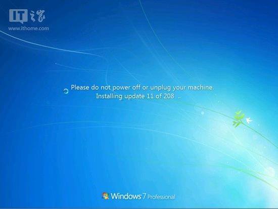 """微软发布""""便捷更新包"""",Win7/Win8.1系统更新不用愁"""