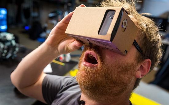 VR行业迎井喷式发展? 莫把泡沫当繁荣