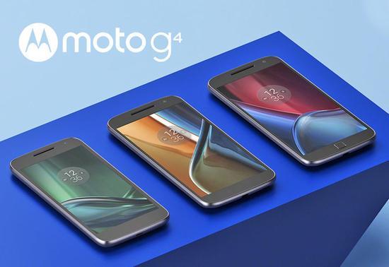 Moto G三款