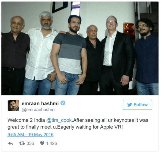 印度人首报消息 苹果VR真的要来了吗?