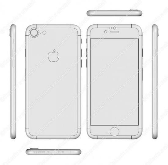 iPhone 7的Home键遭曝光 没键程怎么用