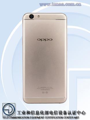 R9的小兄弟 OPPO A59m获工信部入网