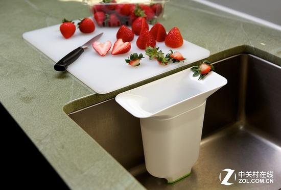 竟能以一当三 超实用厨房水槽伴侣问世