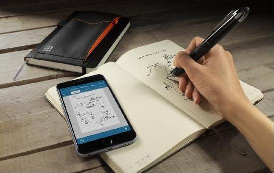 Livescribe智能笔:电子要替代手写?
