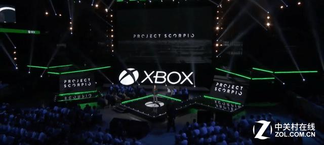 微软发布兼容VR的新版Xbox和升级版Xbox One S