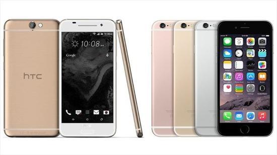 HTC对比