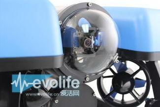 无人机在天上飞算什么 看我BlueROV2水下无人机