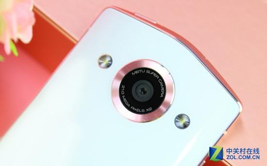 后双2100万像素 美图自拍手机M6评测