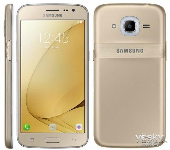 2016款三星Galaxy J2手机714首发 配置感人