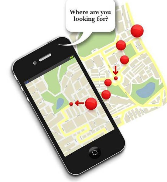 我在这 你在哪 手机地图定位为啥不准