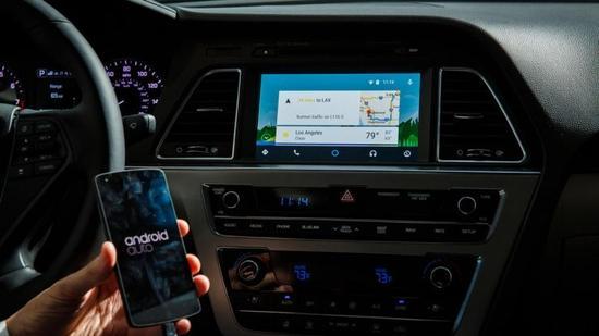 谷歌与苹果的竞争:汽车操作系统之战