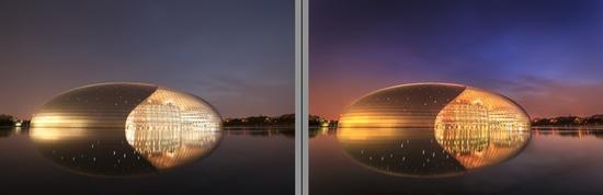 Lightroom技巧分享 一分钟打造梦幻建筑风光照 - 昆仑玉 - 昆仑玉博客---智者乐山 仁者乐水