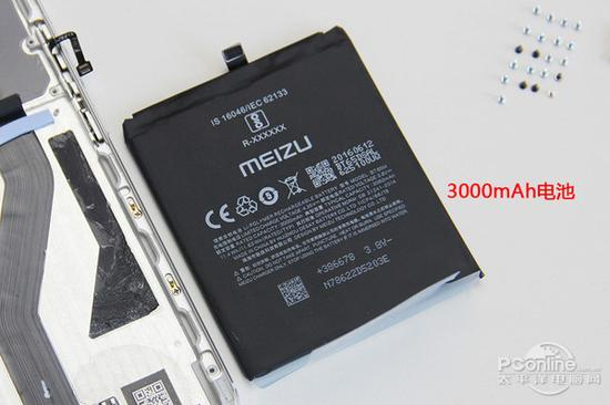 魅族MX6拆解评测