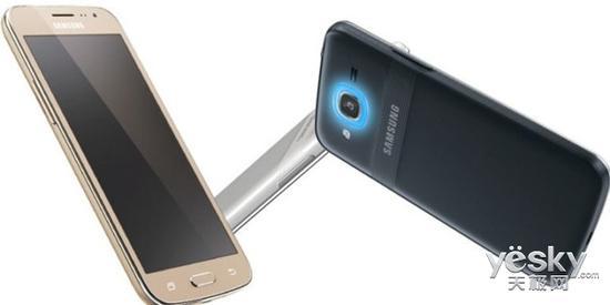 三星推入门级手机Galaxy J2 Pro