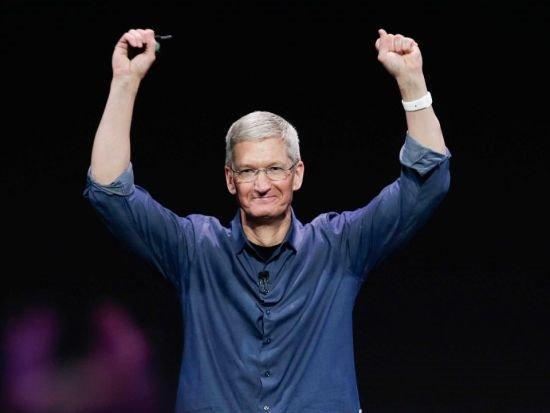 中国不再是苹果第二大市场,库克:不会削减投资