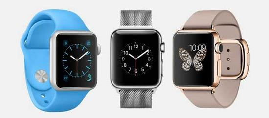 Apple Watch2配置曝光 续航能力将翻倍