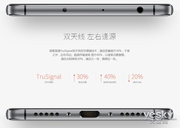 减少通话掉线 nubia Z11应用天线增强技术