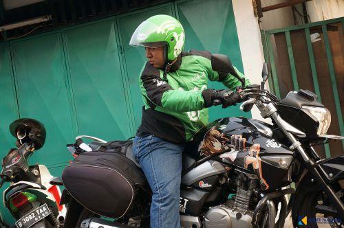 你在用滴滴叫汽车,印尼人却在忙着叫摩托图片 第2张