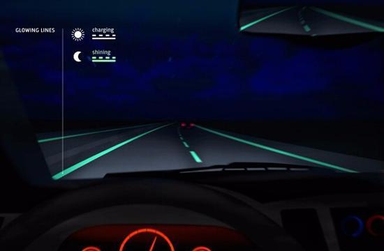 充电桩都Out了 看看未来的智能公路