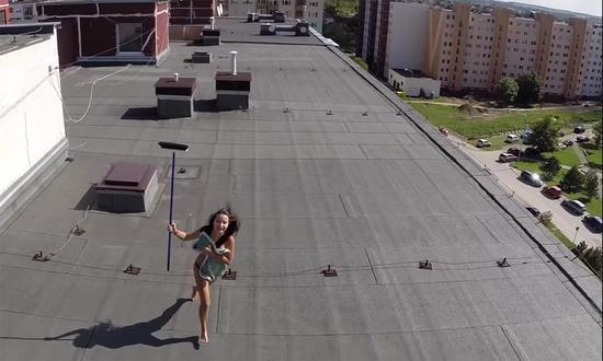 drones girl