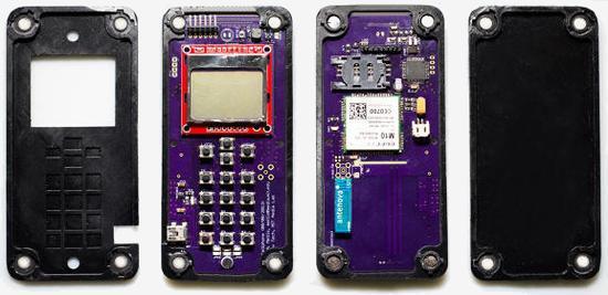 脑洞有点大 MIT研究出了可自动组装手机