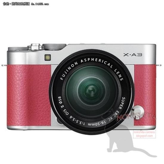 富士X-A3相机图像参数曝光 或即将上市
