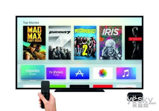 外媒曝光Jobs遗愿:研发苹果自家的电视机