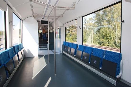 以后火车不能叫火车了 世界首款氢燃料列车面世_pic5