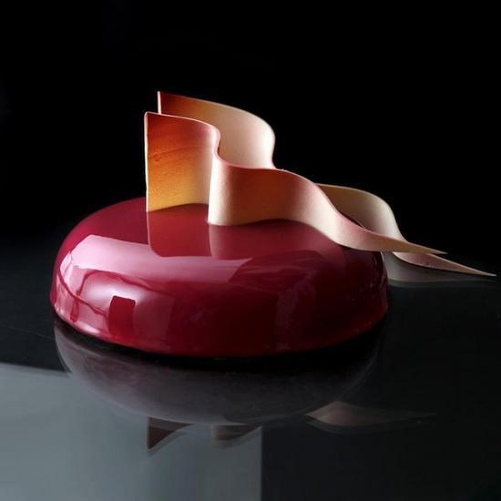3D打印出来的甜点 漂亮到舍不得吃_pic5