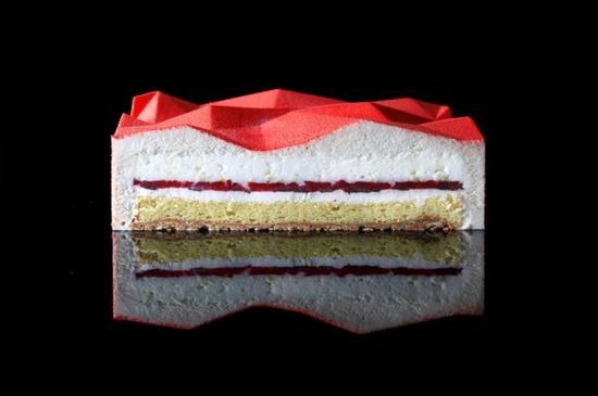 3D打印出来的甜点 漂亮到舍不得吃_pic3