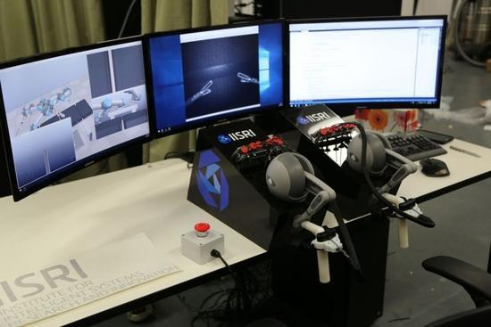 自带触觉反馈的机器人,隔空微创手术so easy