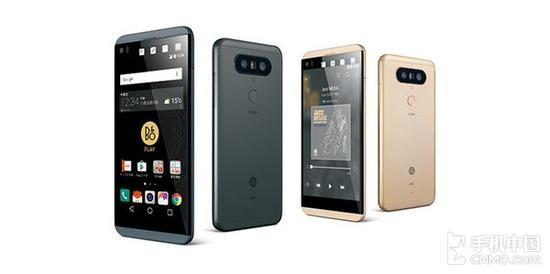 LG V20 S曝光-V20 S曝光 尺寸更小但支持防水