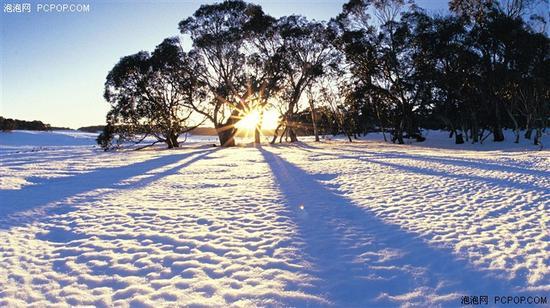 用心等下一场大雪纷飞 雪景就该这样拍 拍摄技