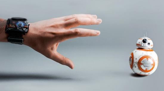 这个手环能激发出你体内的「原力」