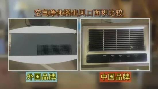 国产空气净化器不如国外好?听听央视怎么说