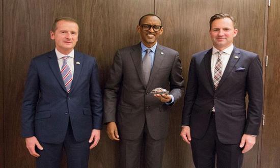 大众在卢旺达推汽车共享服务 开发非洲市场