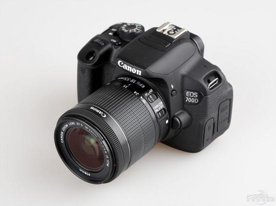 佳能 EOS 700D套机(配18-55mm STM镜头)