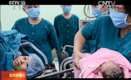△戴建武设计的子宫内膜再生临床手术让不孕妇女正常怀孕产子