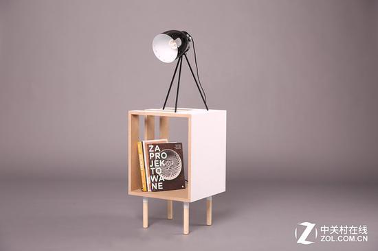 DIY组合家具并不难 打动你的是它还能72变