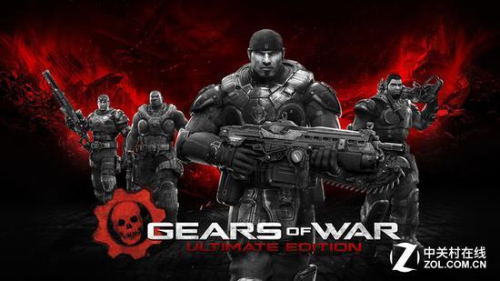 XBOX平台招牌遊戲《戰爭機器》