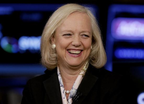 NO.22 Hewlett Packard Enterprise CEO Meg Whitman