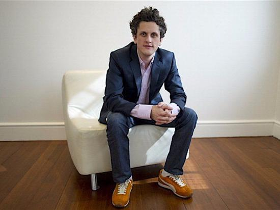 NO.28 Box公司CEO Aaron Levie